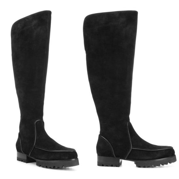 a1298b2c5b3 Clothing, Shoes & Accessories Donald J Pliner LOUV Black Leather ...